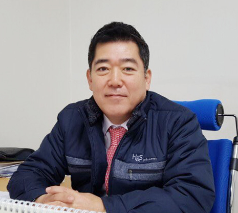 김홍기 에이치앤에스팜 대표