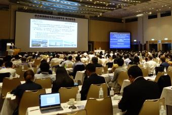 지난 7월 8~9일 일본 삿포로에서 열린 '제25회 통합의료 기능성 식품 국제회의(ICNIM 2017)'