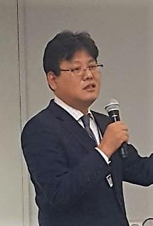 김태억 KDDF 사업본부장