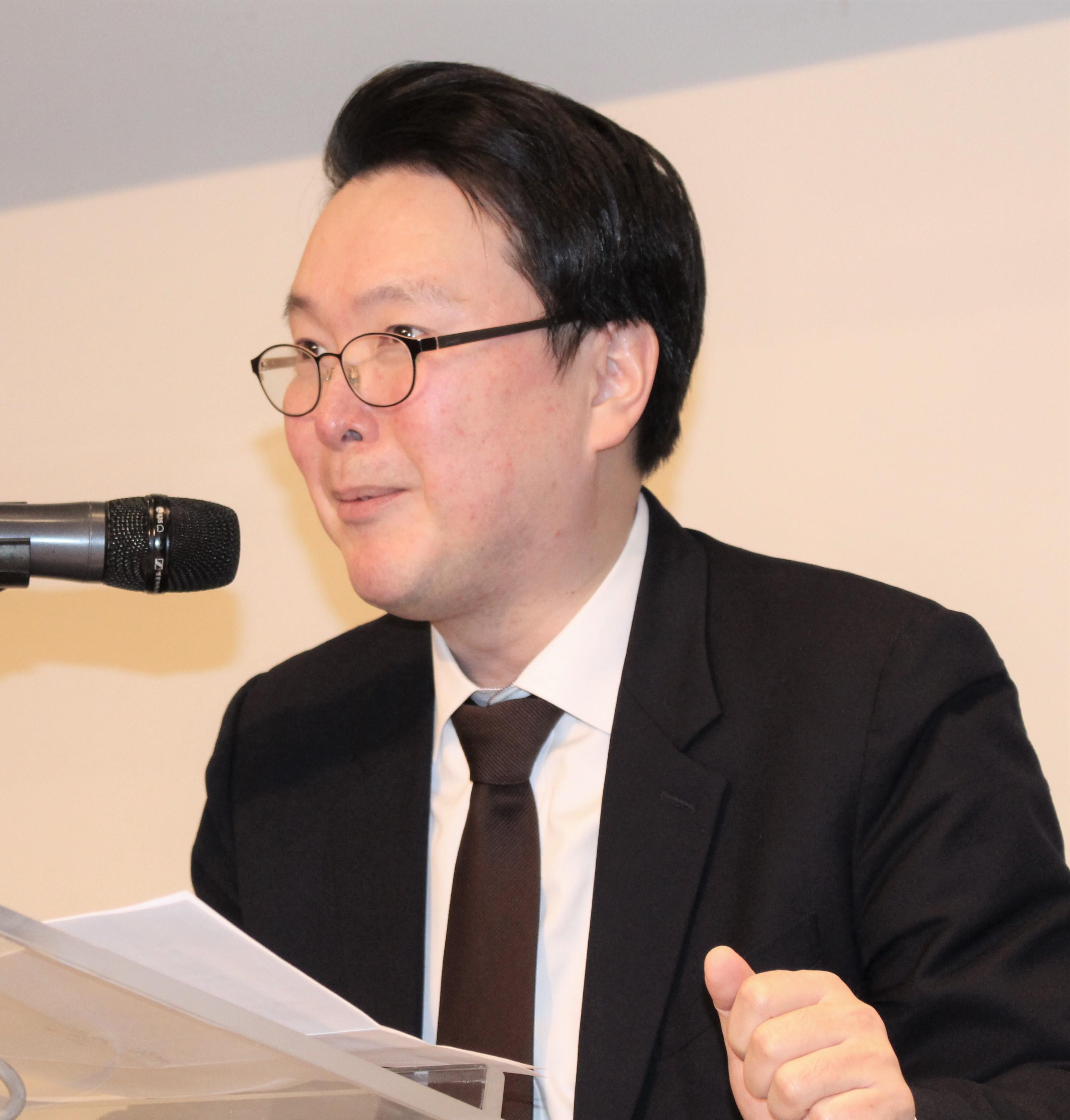 약업신문 함성원 사장