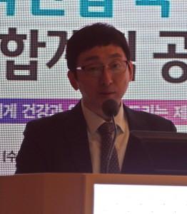 황순욱 보건산업진흥원 제약바이오산업단장