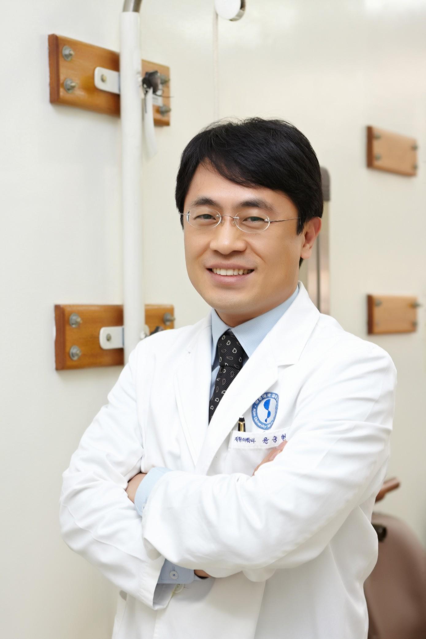 아주대병원 재활의학과 윤승현 교수