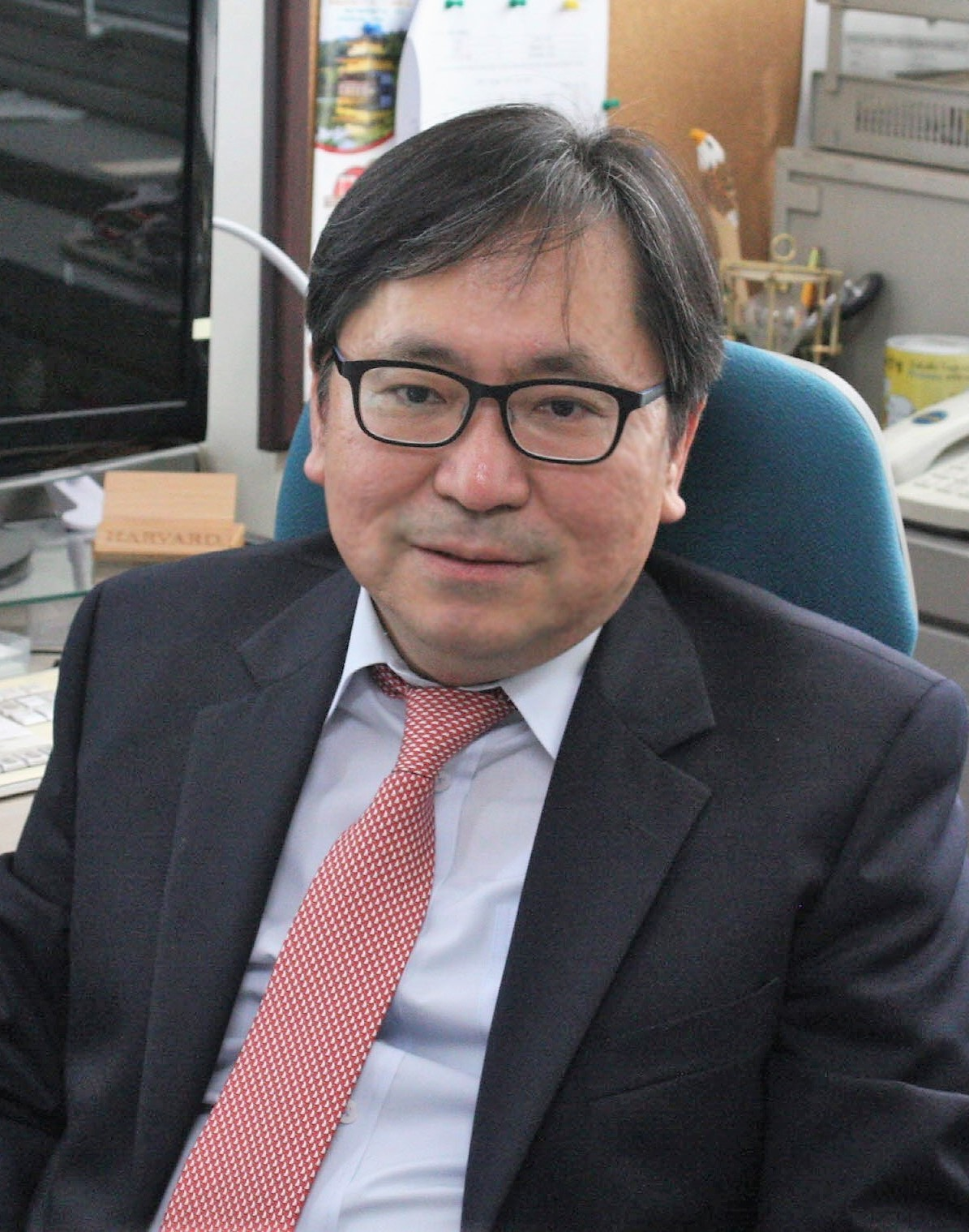 대한파킨슨병및이상운동질환학회 김윤중 회장