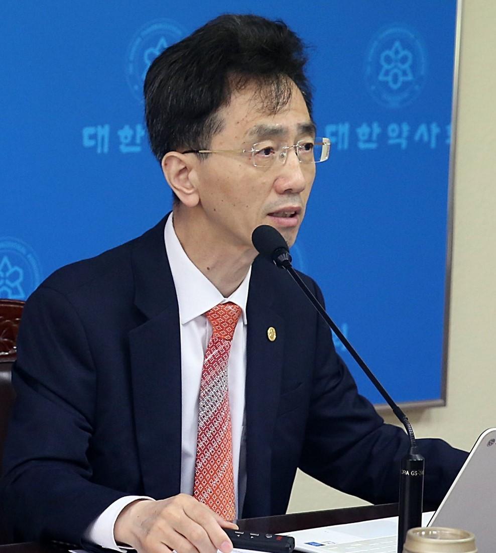 강봉윤 정책위원장