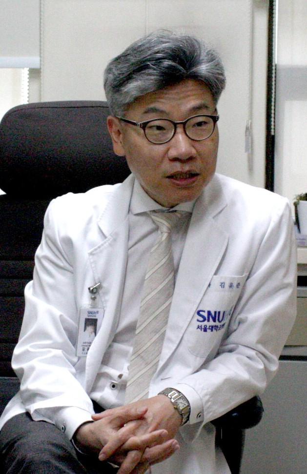 서울대병원 소화기내과 김윤준 교수