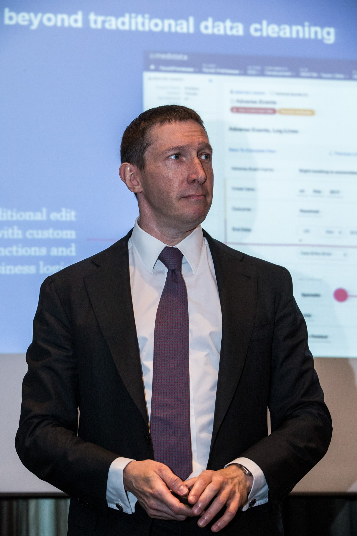 메디데이터 창업자 겸 대표 글렌 드 브리스(Glen de Vries)