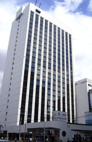 모리나가유업 도쿄 본사