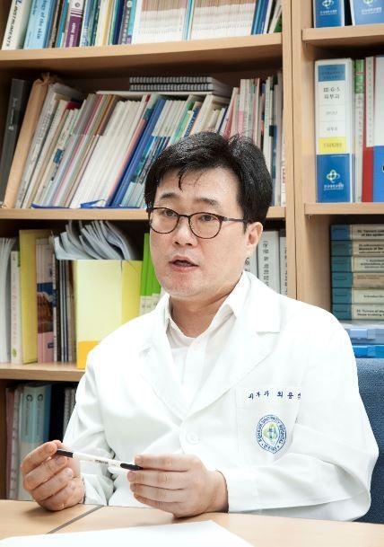 건국대학교병원 피부과 최용범 교수