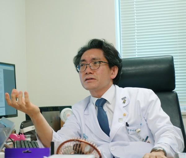 서울아산병원 종양내과 이재련 교수