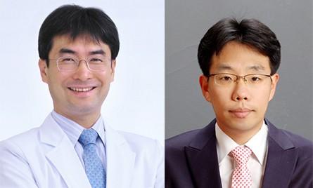 왼쪽부터 서울대병원 가정의학과 박상민 교수, 국민건강보험공단 김연용 건강서비스지원센터장