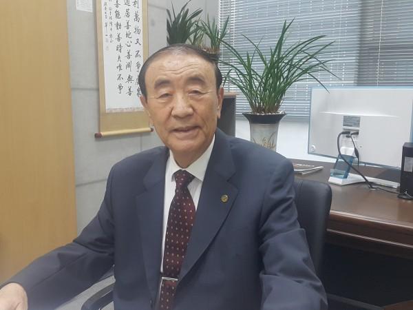 백우현 한국 PDA회장은 한국 GMP의 산역사이자 아버지로 잘 알려져 있다.