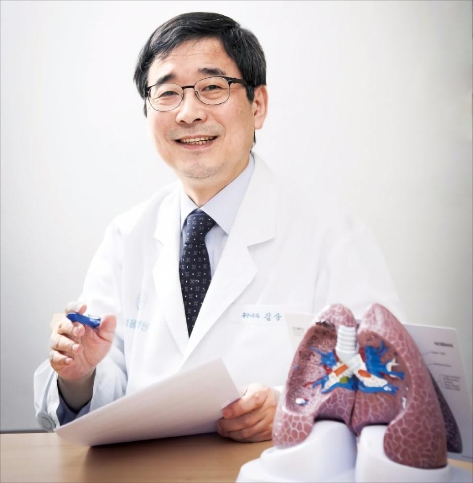서울아산병원 종양내과 김상위 교수