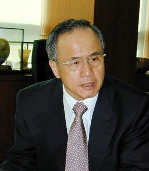 한승수 제일파마홀딩스 회장