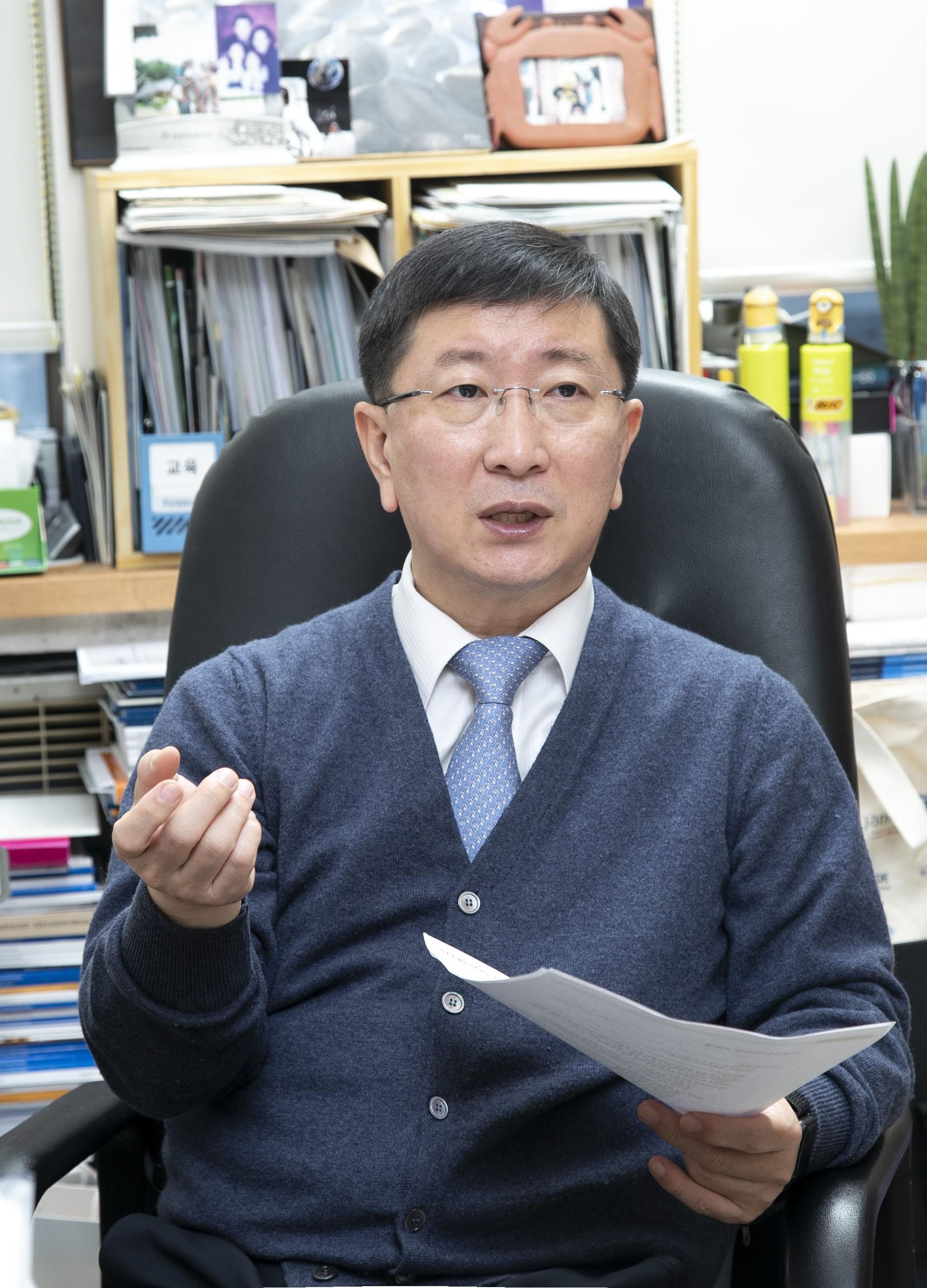 서울대병원 혈액종양내과 윤성수 교수