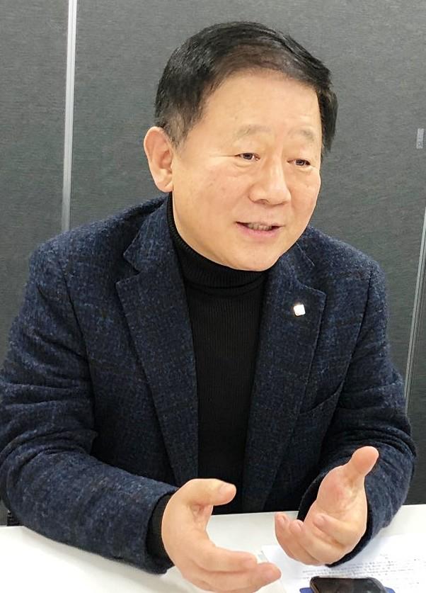 박정관 위드팜 부회장
