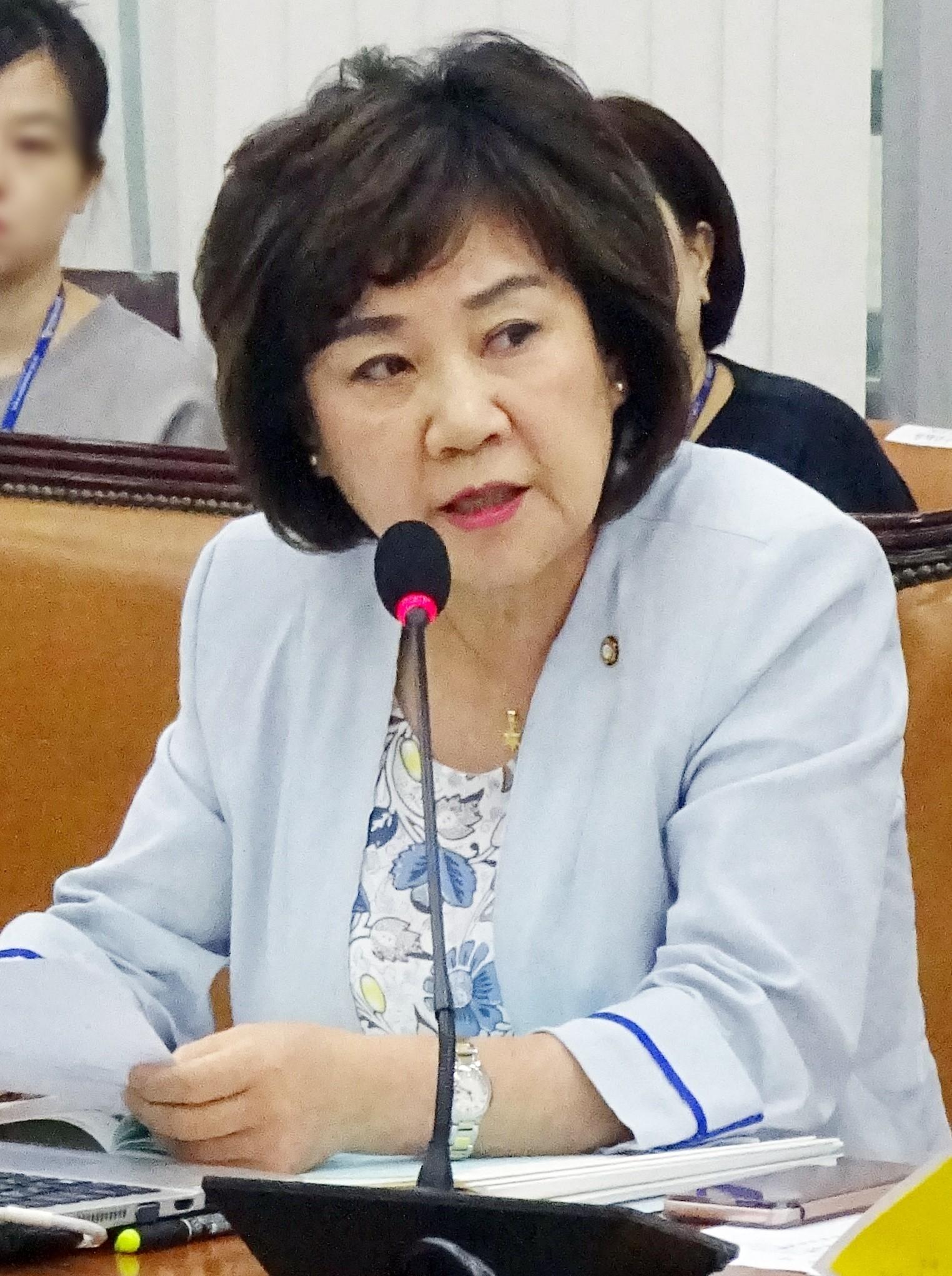 자유한국당 김순례 의원