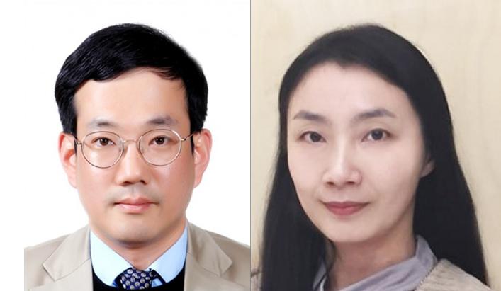 송동선 의약2본부장, 김지영 마케팅본부장