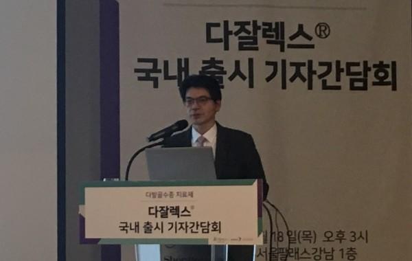 서울성모병원 혈액내과 민창기 교수