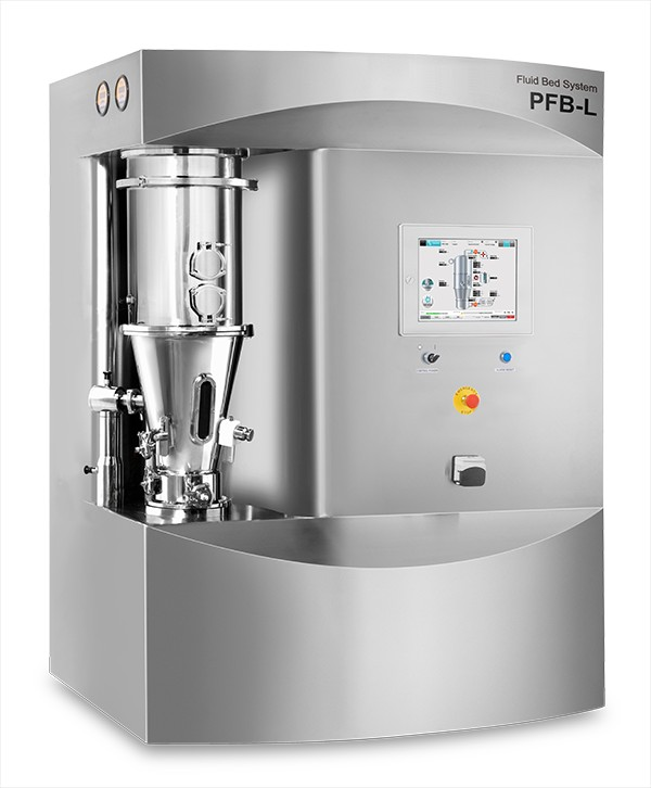 연구용 유동층 시스템 'PFB-L'