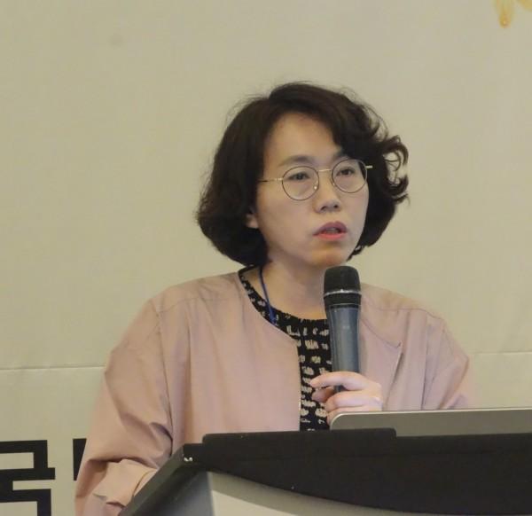 이영희 한국병원약사회 부회장