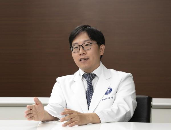 분당차병원 김찬 교수