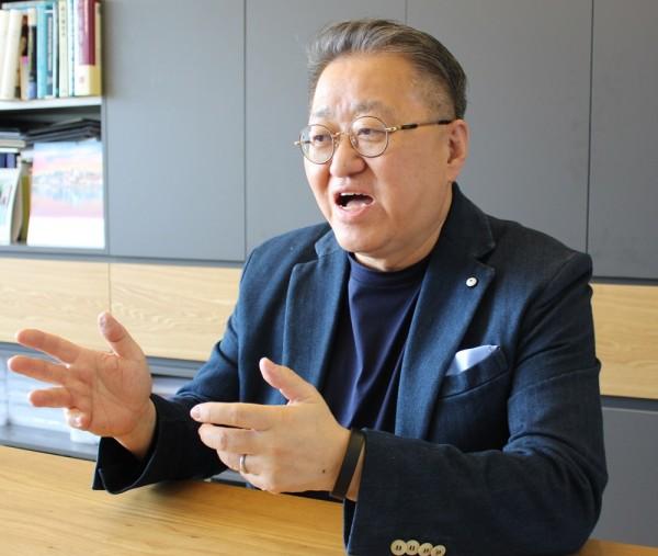 하임바이오 김흥렬대표