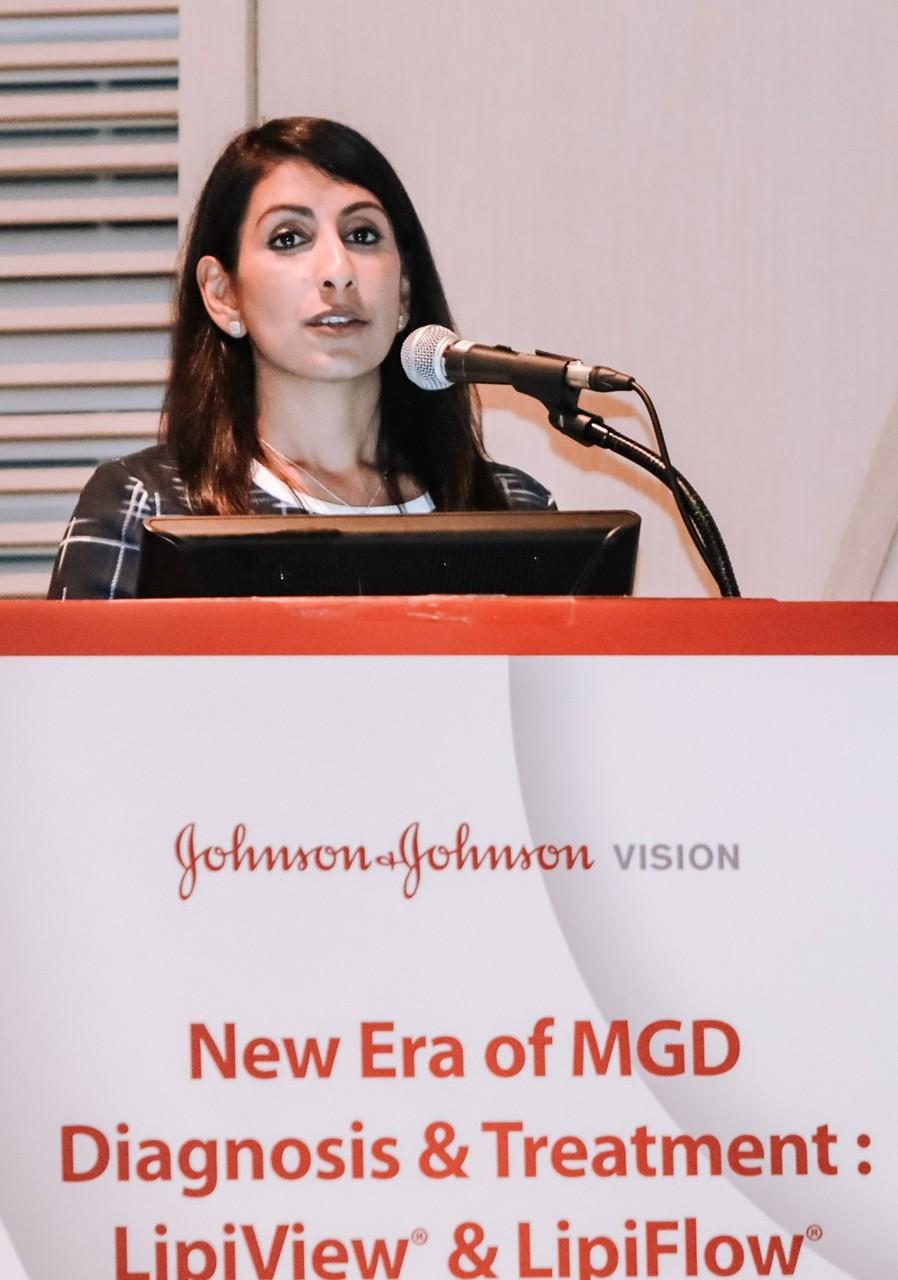 미국 듀크대학교 안과센터 프리야 굽타(Preeya Gupta) 박사