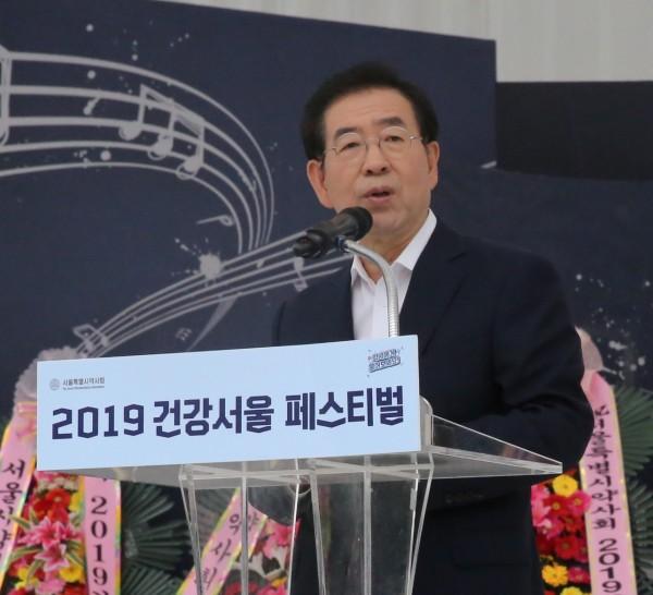 박원순 서울시장