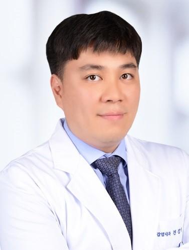 서울대학교 감염내과 전광일 교수