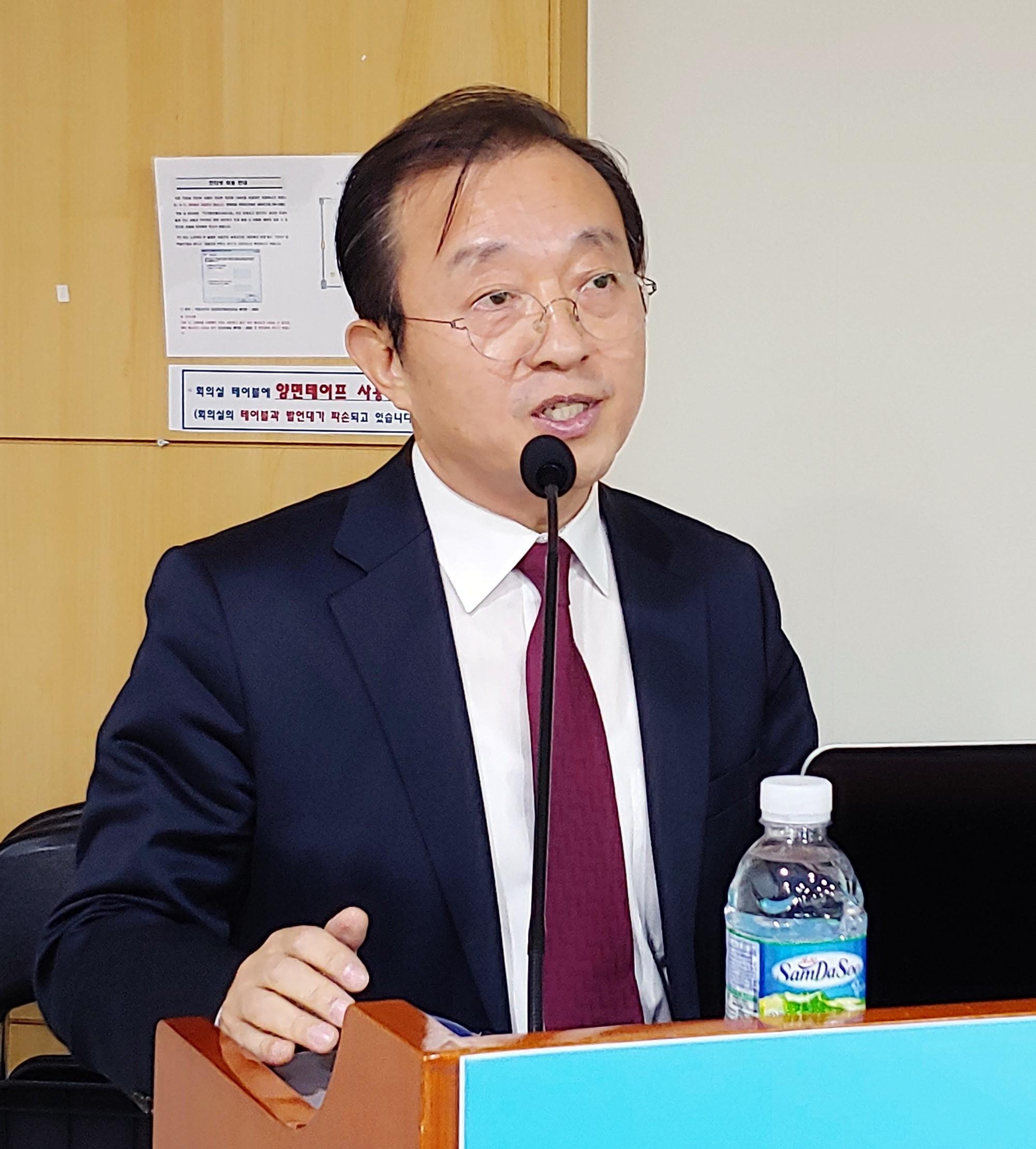 김갑순 동국대 교수