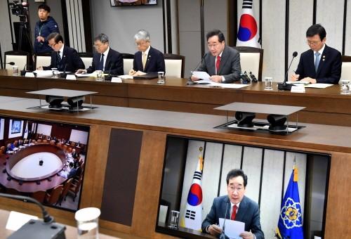 제93회 국정현안점검조정회의