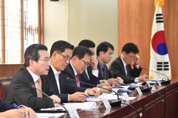 바이오산업 혁신 TF 2차 회의
