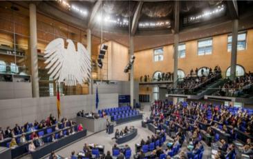 독일 의회 사진(출처: 국회입법조사처)