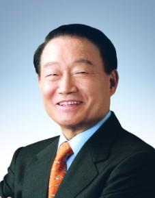 1990년대 후반 한국제약협회 이사장 재임시의 임성기 회장 모습