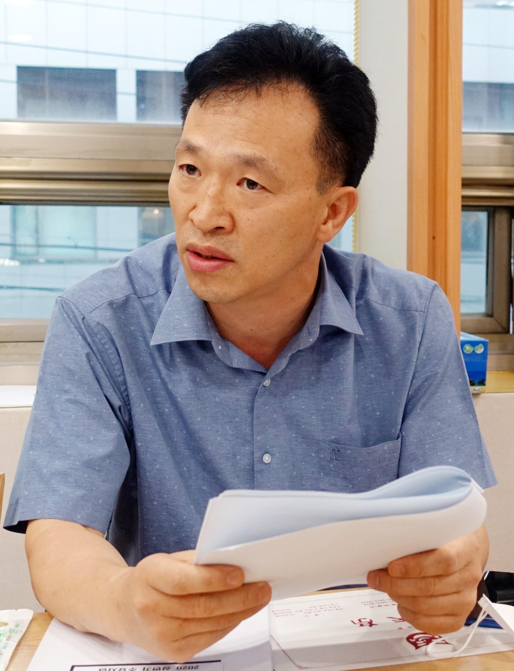 연제덕 경기도약사회 부회장