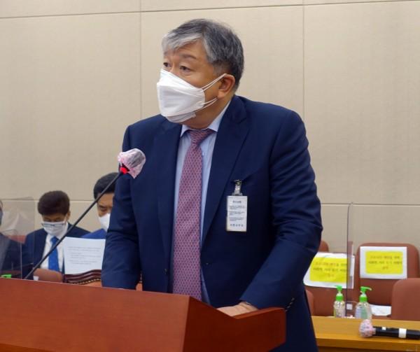 강진형 참고인(서울성모병원 교수, 국회 전문기자협의회 제공)