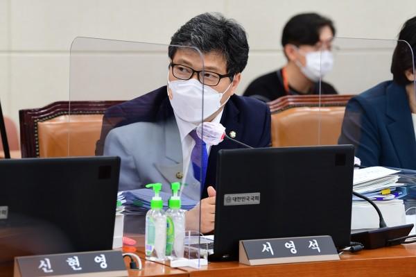 서영석 의원(국회 전문기자협의회 사진 제공)