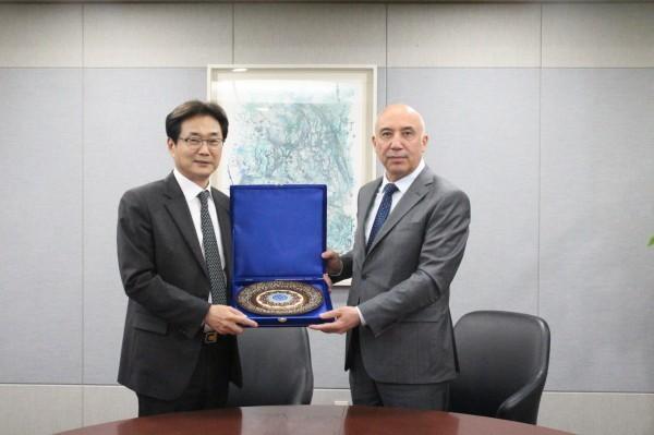 한국제약바이오협회-우즈벡 보건부 MOU(2019년 5월 16일)