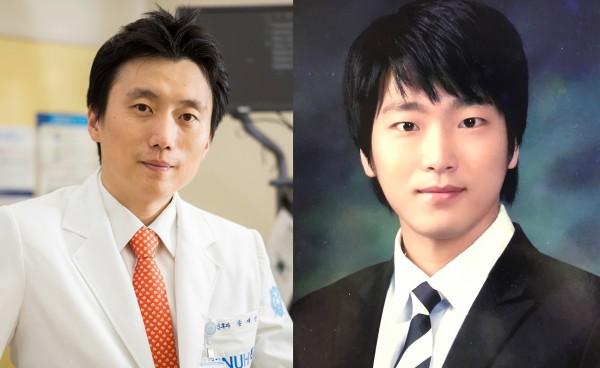 분당서울대병원 이비인후과 송재진 교수(좌), 이상연 전문의(우)