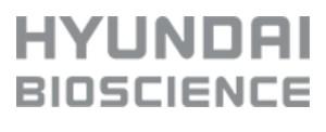 현대바이오 로고