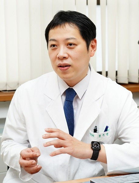 경희대병원 피부과 정기헌 교수